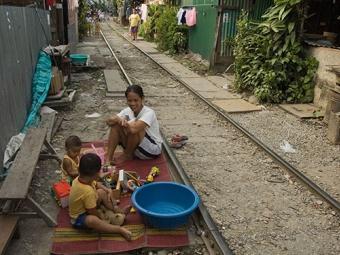 Жители сельских районов Таиланда. Изображение с сайта wordpress.com