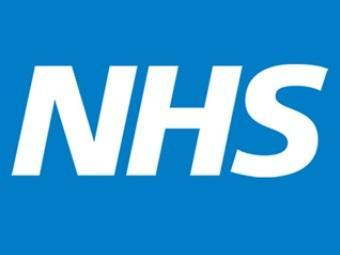 Логотип Национальной службы здравоохранения Великобритании. Изображение с сайта wesayhowhigh.com