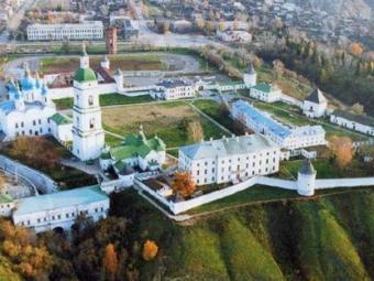 Тобольский кремль, фото с сайта tobolsk-inf.narod.ru