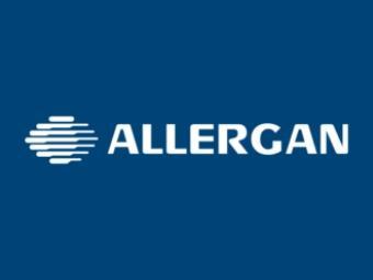 Логотип компании Allergan
