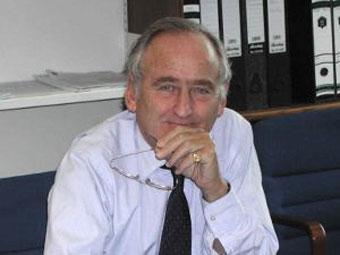 Дэвид Селисбери. Фото с сайта meningitis.org